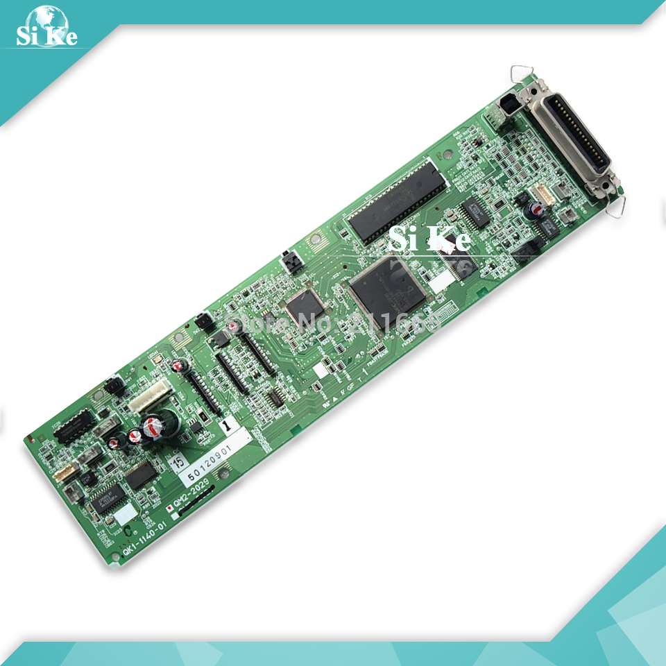 Free shipping mainboard for Canon i6100 6100 formatter board main board on sale 100% guarantee test main formatter board for hp designjet 130 c7790 20271 mainboard free shipping on sale