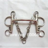 Stainless Steel Pelham Bit Never Rusted Horse Bit H0813