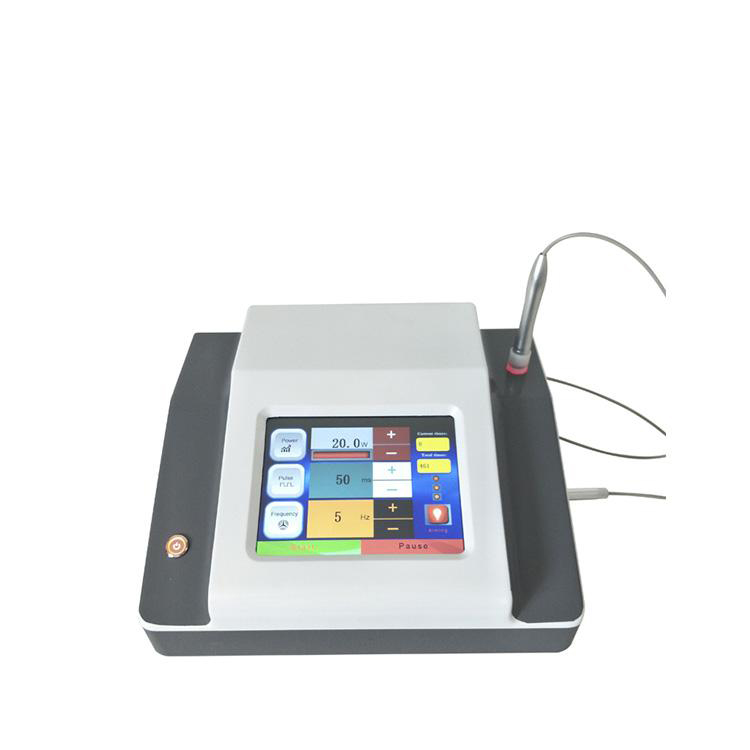Safe And Effective Portable Vascular Removal Spider Vein Removal 980nm Diode Laser Machine / Laser Diode 980nm