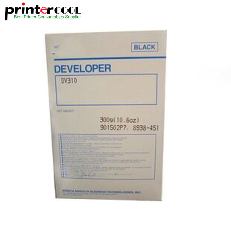 einkshop 300g Compatible DV310 Developer For Minolta <font><b>Bizhub</b></font> <font><b>250</b></font> 350 282 362 200 Printer Copier Parts image