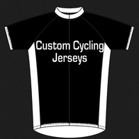 Custom Cycling Jersey You Can Choose Any Size Any Color Any Logos Accept Customized Bike Clothing