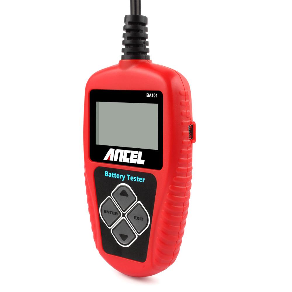 12V Car Battery Tester Ancel BA101-12