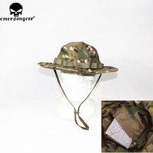EMERSONGEAR шляпа Bonnie с картой карманная армейская охотничья шляпа военная шляпа Bonnie тактическая страйкбольная камуфляжная охотничья Кепка MC