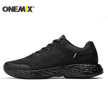Running Shoes Men Lightweight Breathable Sneakers Energy Technology Outdoor Sports Lace-up Durable Jogging Sneakers Walking цена