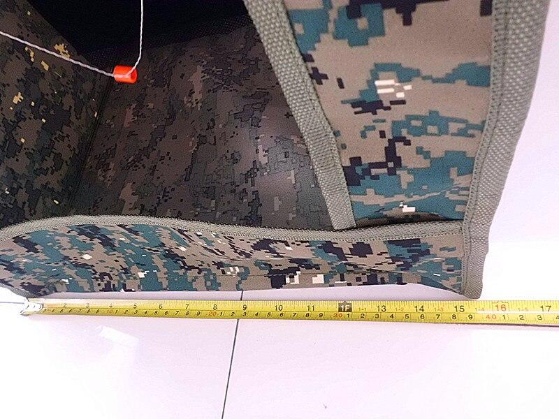Taktische Jagd Decoy Vertikale Platz Ziel 40 cm Ziel Verbindung Tirachinas Stahl Bogenschießen Airsoft Pistole Schleuder Kugel HW-009