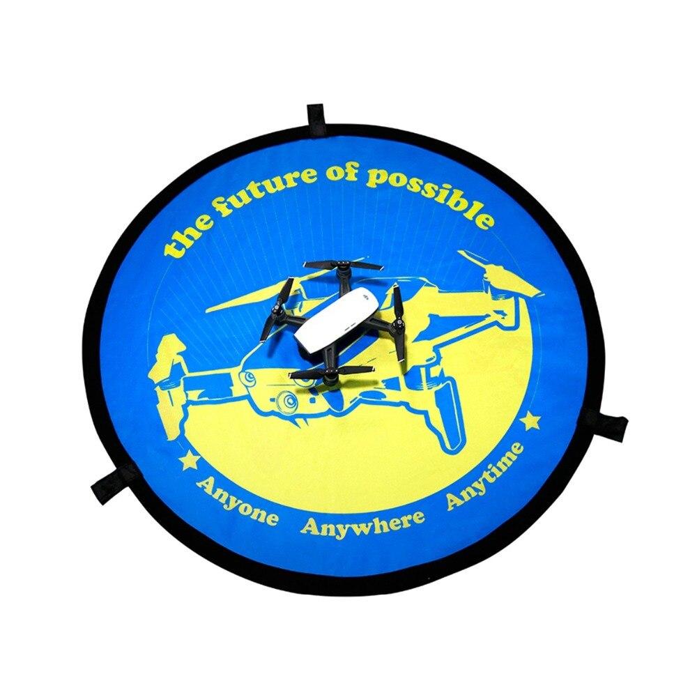 Mini 75CM Fast fold landing Pad Apron For DJI font b Mavic b font AIR font
