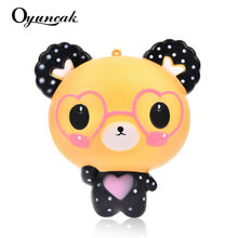 Oyuncak Squishy Bears Antistress Fun Novelty Gag Toys Squish Anti Stress Surprise Stress Relief Toys Entertainment Funny Gadgets(China)