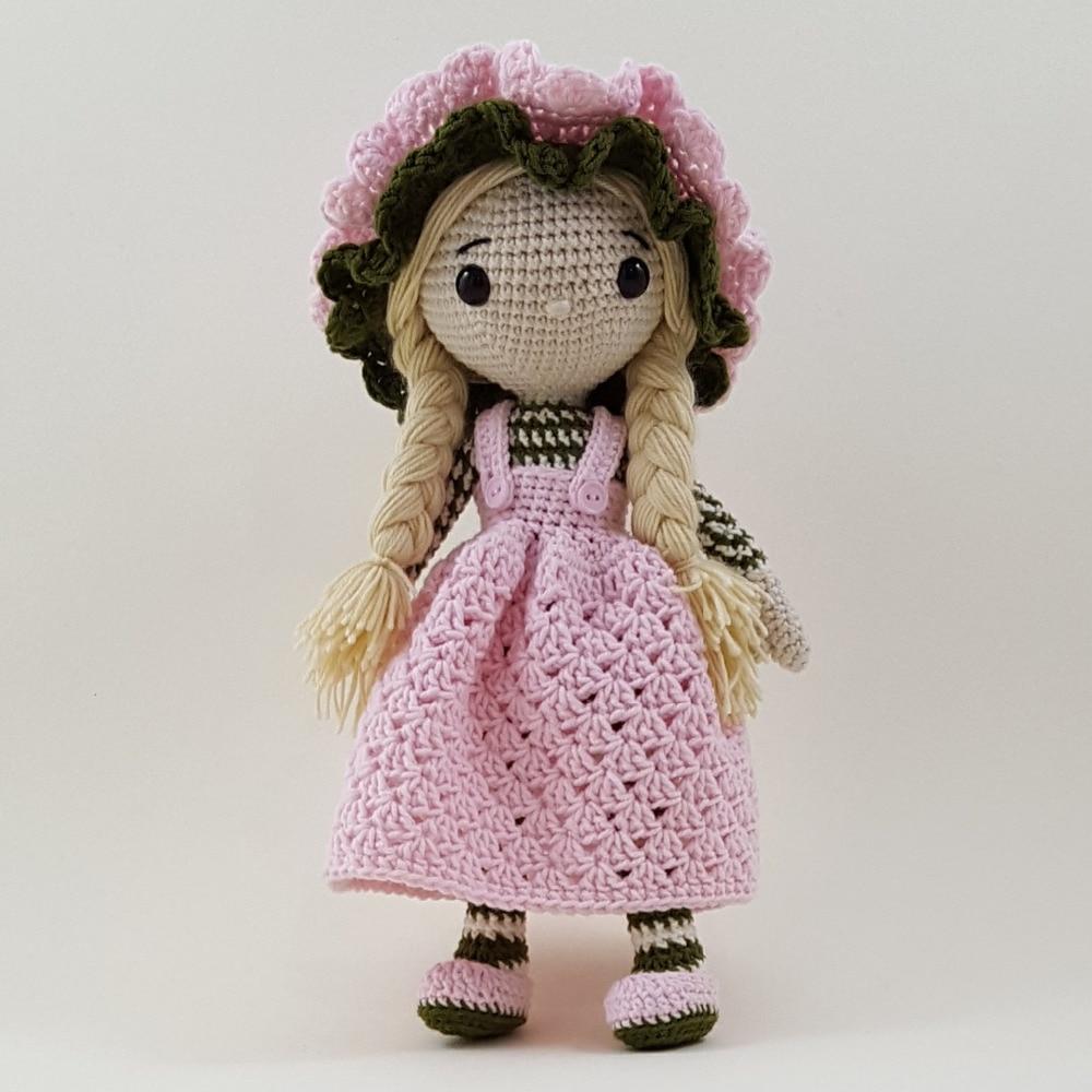 Crochet Toys  Amigurumi Doll  Girl  Model    Number XG041219