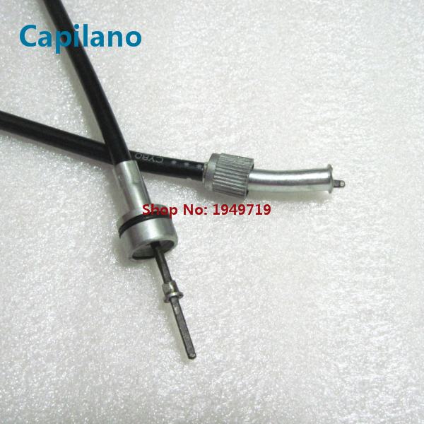 US $9 8  motorcycle / scooter CY80 speedometer cable for Suzuki 80cc CY 80  speedo meter transmission cable parts-in Engines from Automobiles &