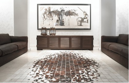 2018 Free Shipping 1 Piece 100 Natural Cowhide Rug And Carpet