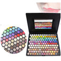 149 Color Matte Shimmer Eyeshadow Palette  Eyeshadow Earth Color Eyeshadow Palette Cosmetic Makeup Nude Eye Shadow