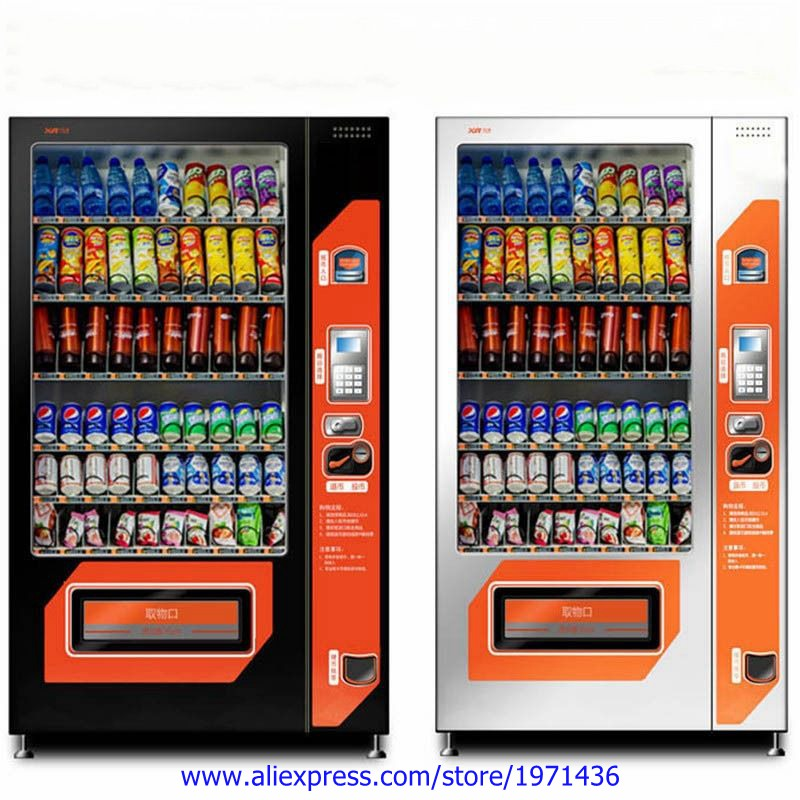 Amusement Device Coin Operated Drink Vending Game Machine In Game Center