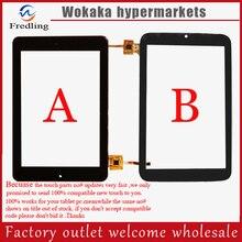 "NUEVO 7 ""Prestigio MultiPad 7.0 Duo Ultra Fly 3G RS7F224_V3.4 PMP5870c Tablet de pantalla táctil Touch panel de Cristal Digitalizador Sensor"