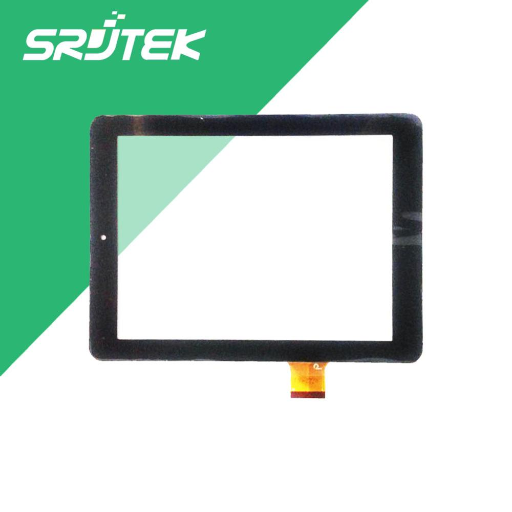 Black 080092-03A-V1 F0603 X F0603X 8inch for Explay Surfer 8.31 3G replacement tablet touch panel touch screen digitizer glass ohm 0603 f 1