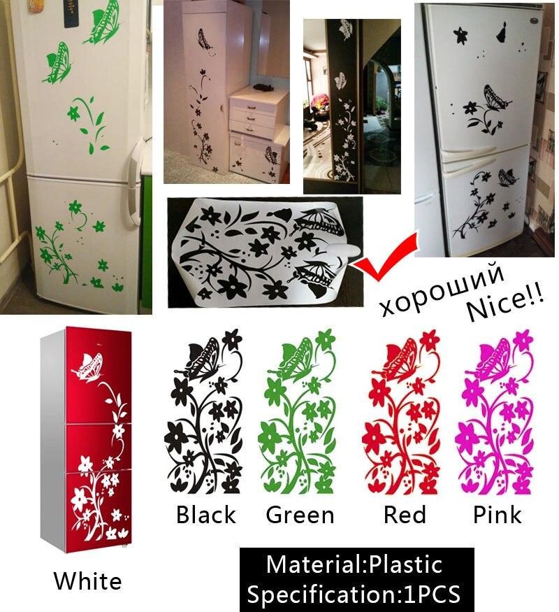 Refrigerator Butterfly Wall Sticker 5