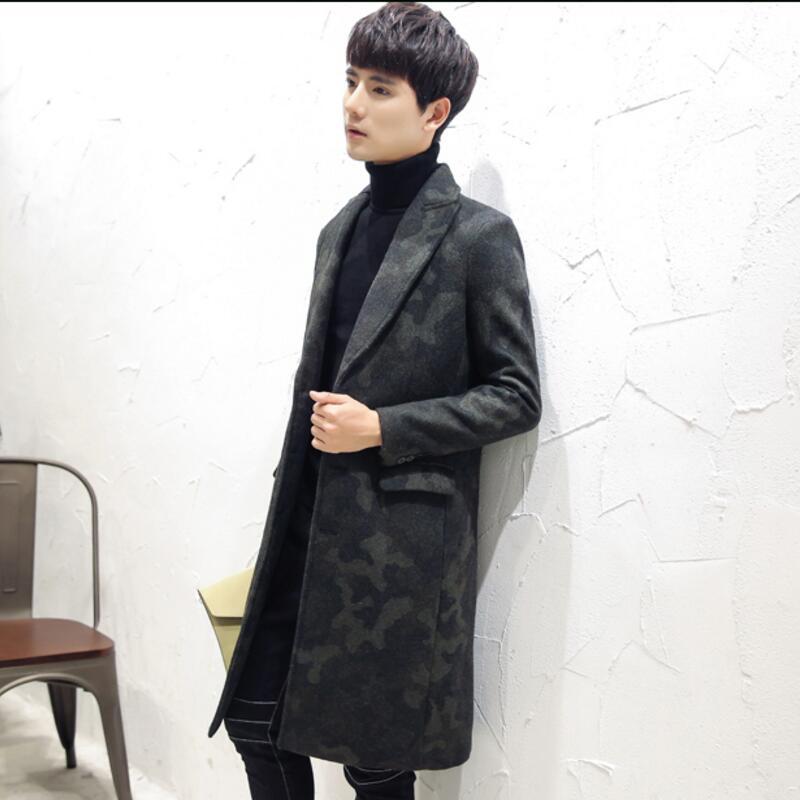 Popular Mens Wool Military Coat-Buy Cheap Mens Wool Military Coat