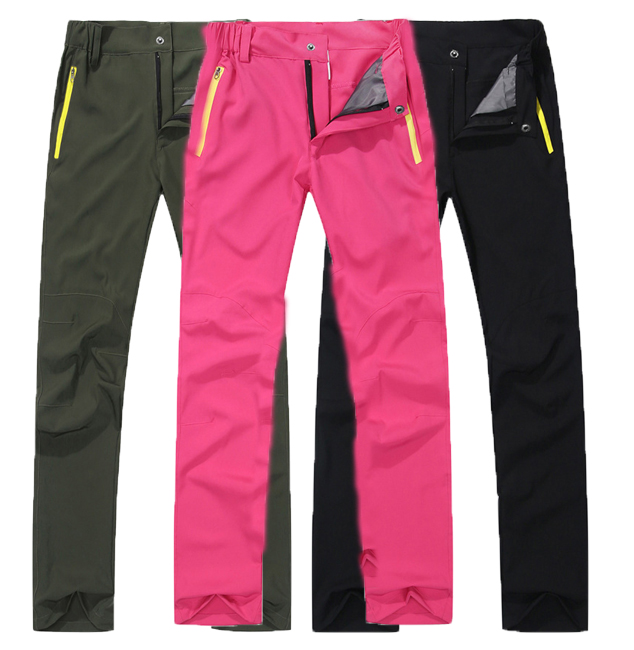 High Quality Summer Hiking Bukser Quick Dry Pustende Man Kvinner Trekking Pant Camping Mountain Fishing Bukser