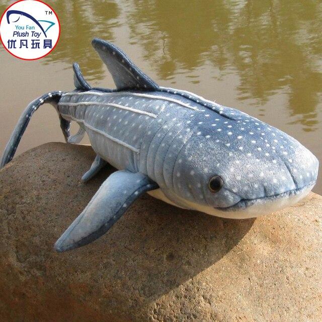 Connu 2016 New 73 # requin baleine jouet en peluche animal marin jouet  AW81