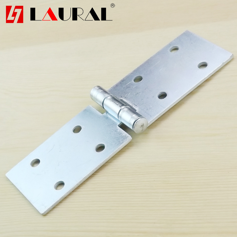 Wooden Box Flat Galvanized Industrial Open 135 Degree Hinge Cabinet Factory Direct Luggage Hardware Accessories Iron Flat Hinge