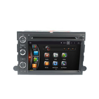 1024 600 1 6Ghz Quad Core For Fusion Explorer F150 Edge Expedition 2006 09 Android 4