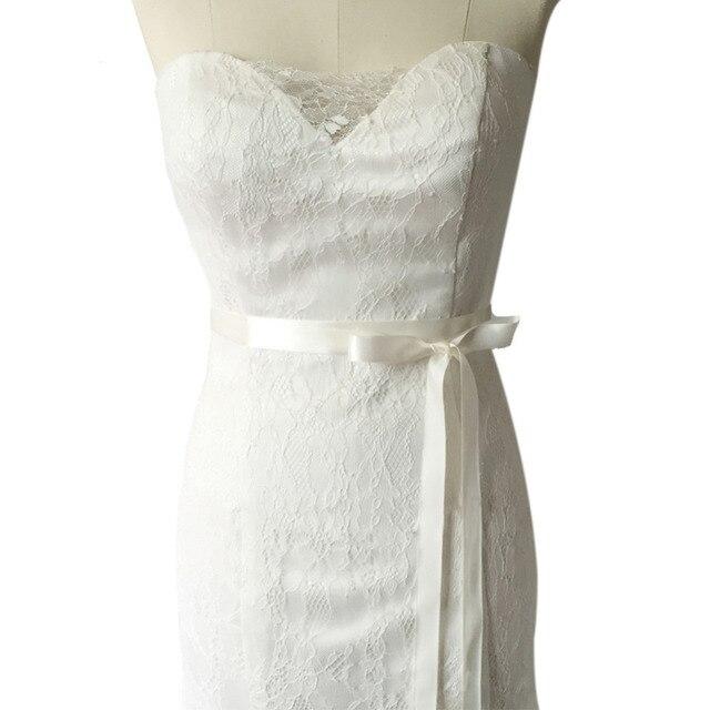 Womens Wedding Sash Elegant Rhinestone Satin Ribbon Bridal Belts Party Bride Bridesmaid Belt Dress Cummerbunds Waistband 5