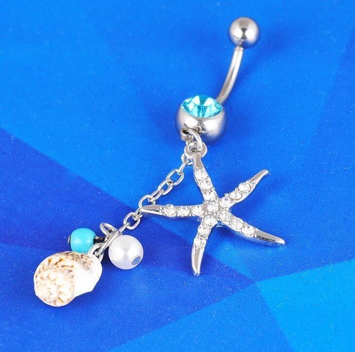 HTB1REyWOFXXXXclXFXXq6xXFXXXI Exquisite Body Piercing Jewelry Party Navel Ring - 18 Styles