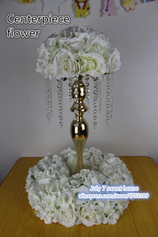 Wedding Artificial Decorative Wreath Table Centerpiece Flower Balls