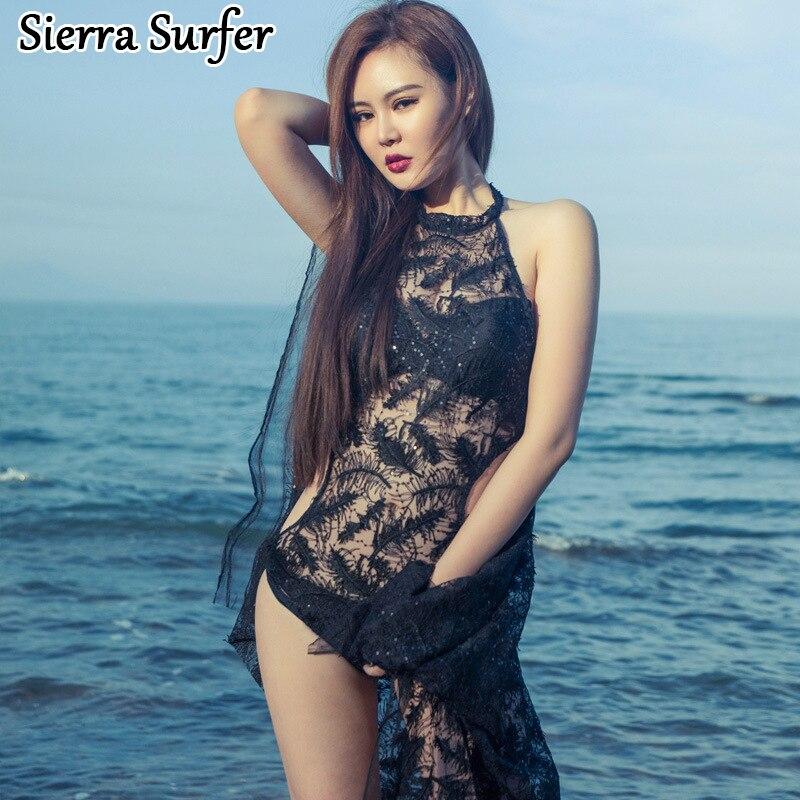 Swimwear Women One Piece Swim Suit Wear High Waist Swimsuit Sexy Plus Size Bikinis 2018 Female New With Pad Breasts Badpak цена