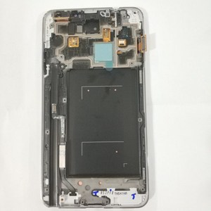 For Samsung Galaxy Note 3 N9005 N900 LCD Display Touch Screen Digitizer With Frame Assembly Replace 100% Tested