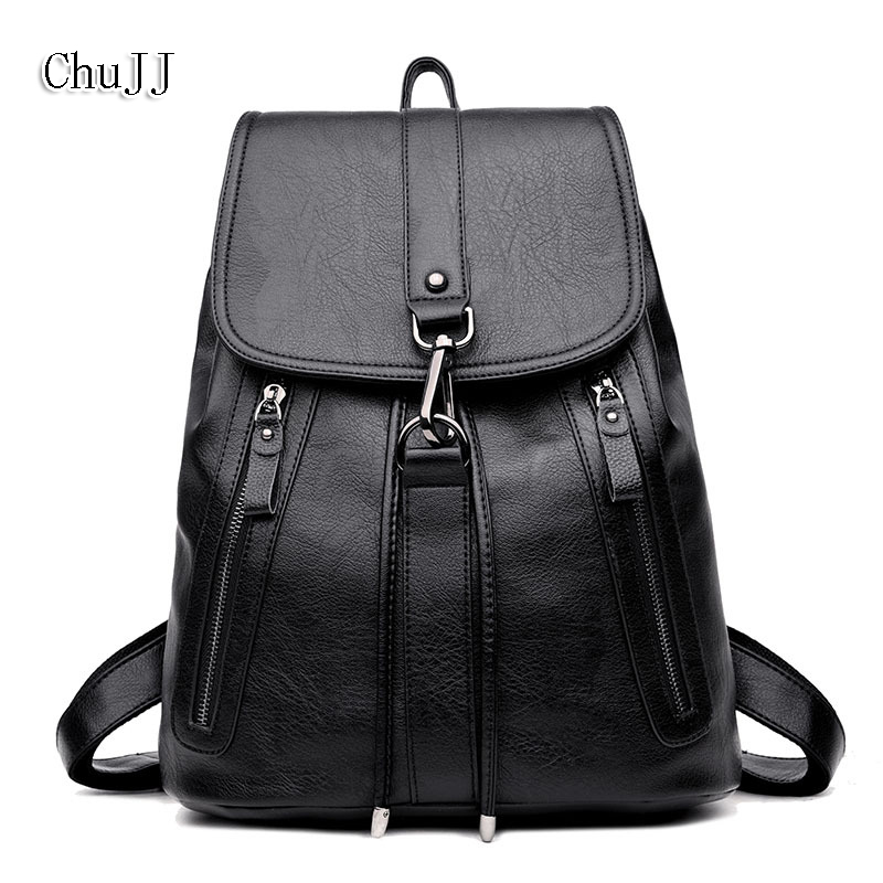 Fashion Women Genuine Leather Backpack Women Travel Bag College Preppy School Bag For Teenagers Girls Mochila Femininas fashion women backpack genuine leather backpack women travel bag college preppy school bag for teenagers girls mochila femininas