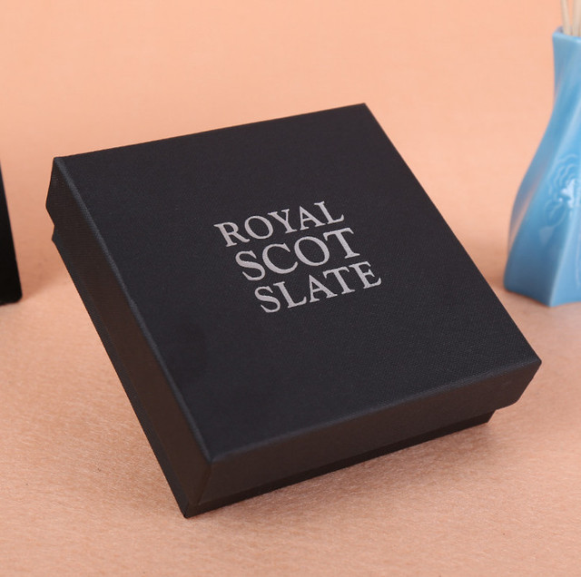 unique design premium custom black matt lamination perfume samples