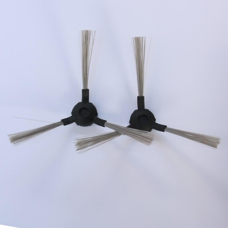 5pcs hepa filter + 4pcs Side Brushes+ 3pcs Mop Cloth Robot Vacuum Cleaner Parts HEPA Filter for Proscenic 790T
