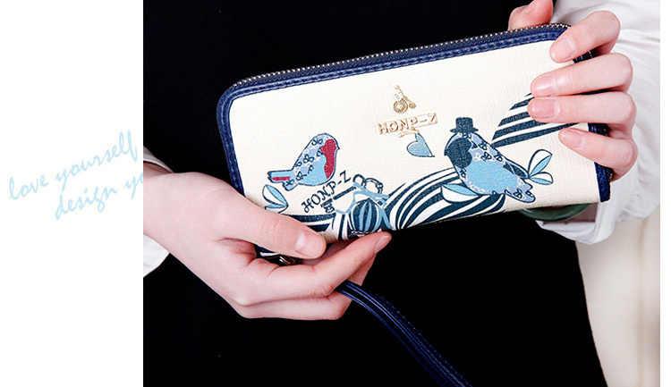 Free/ drop shipping JY127 PU Leather 2013 fashion wallet and women's purse|чехол-портмоне с