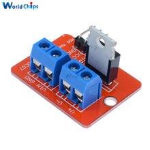10PCS TOP MOSFET Taste IRF520 MOSFET Treiber Modul Für Arduino ARM Für Raspberry pi
