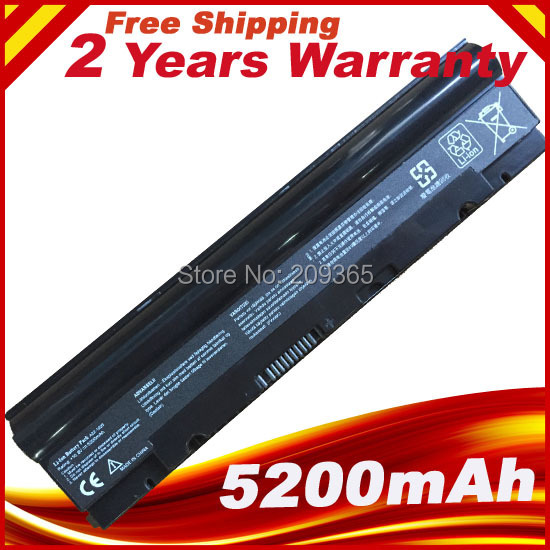 NEW  Laptop Battery For ASUS A32-1025 1025C 1025CE 1225 1225B 1225C Eee PC R052 R052C R052CE RO52 RO52C