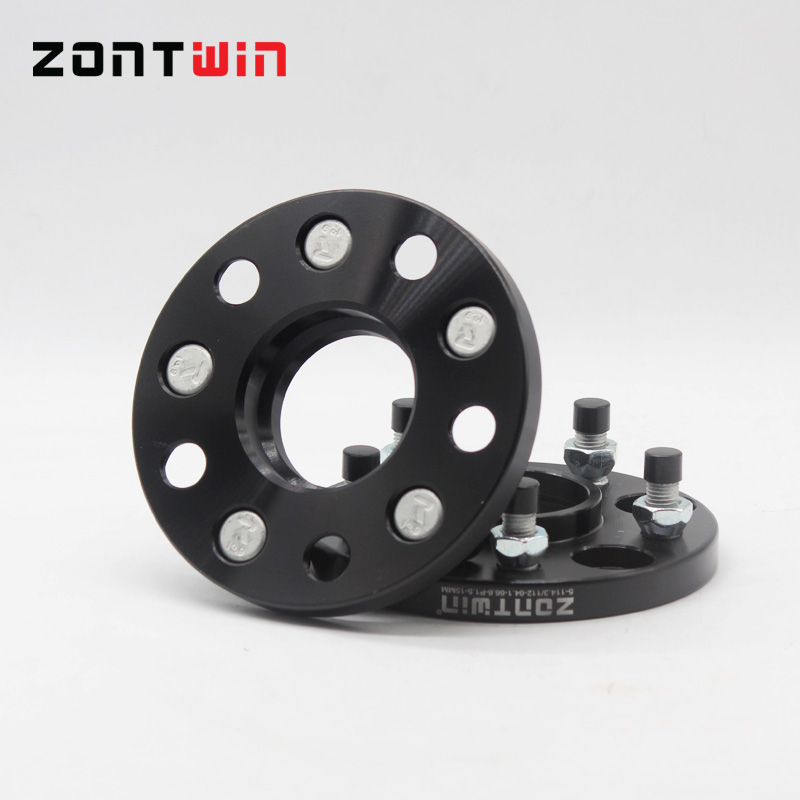 2pc 20MM ZONTWIN 57.1 to 66.6 Aluminum alloy CNC wheel spacers adapters 5x100 to 5x112 spacers 021bk 5x4 5 to 5x100 forged wheel adapters ksp 4 1 wheel spacers 5x114 3 vehicle to 5x100 wheel changes bolt pattern
