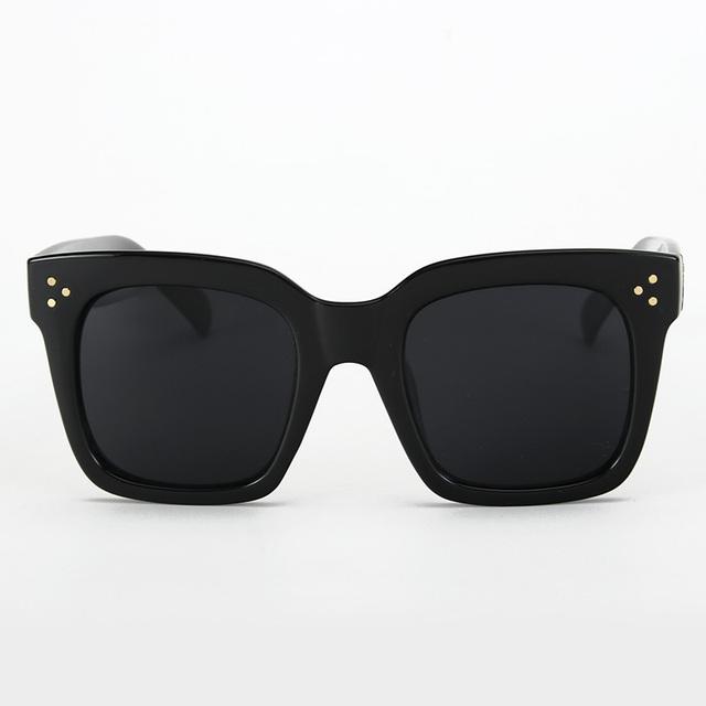 WOWSUN New Fashion Vintage Sunglasses Women Brand Designer Square Sun Glasses Women Glasses A627