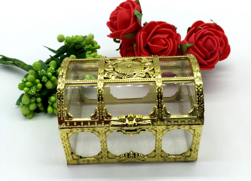 creative carved vintage retro jewel box candy bag new marriage charm Shower Favor Boxes Wedding Party Gift hold bag