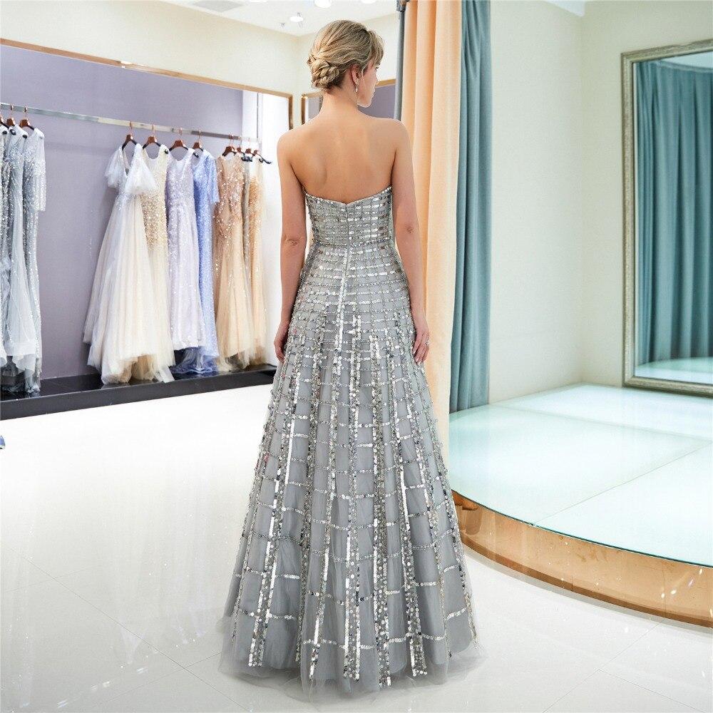 Date 2018 De Bretelles Élégant Femmes Cérémonie Gala Pour Robe C76 Diamants Gratuating Nouvelles Soirées Longue Robes Proms 1 Parti Sans gwAqIpqO