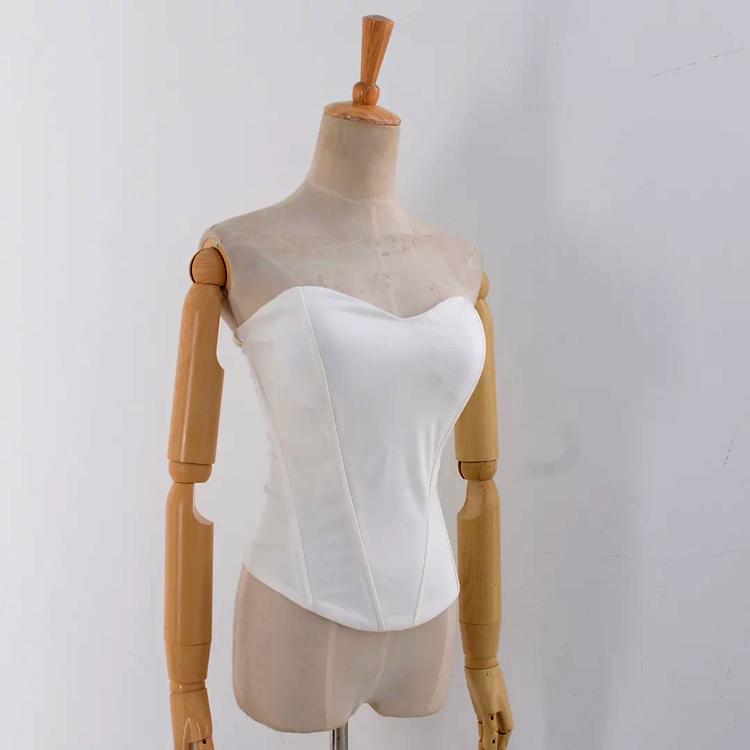 HTB1RF1 PpXXXXXfapXXq6xXFXXXz - FREE SHIPPING Women Tube Top Slim fit Strapless  JKP272