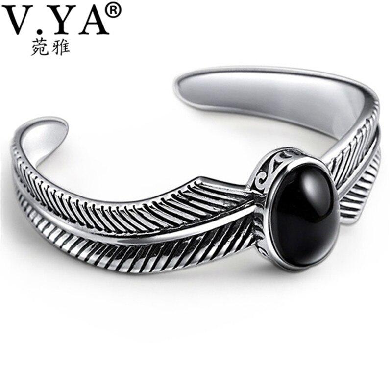VYA Vintage 925 Silver Cuff...