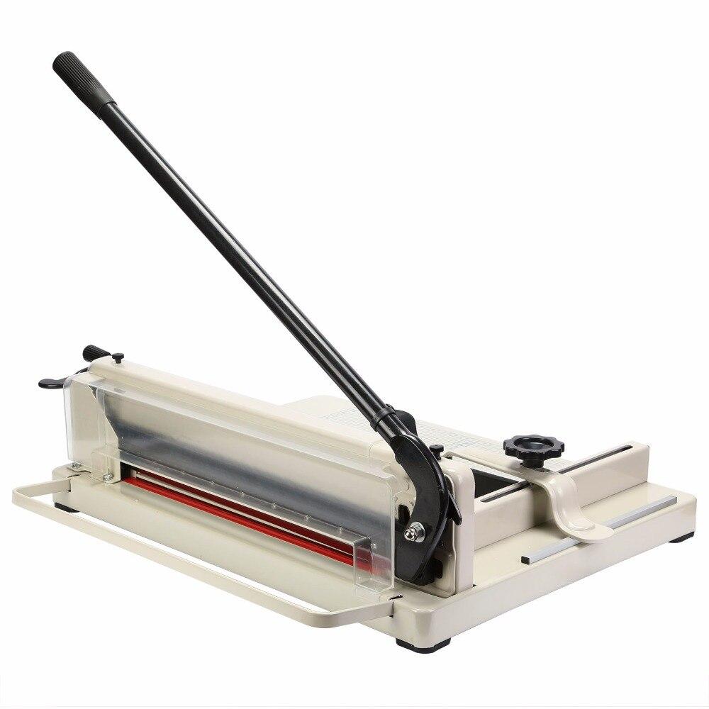 Facile à utiliser, robuste pour couper du papier 80G 400 feuilles de haute ou environ 1.5