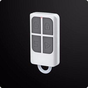 Image 5 - Système dalarme sans fil PSTN GSM alarme de sécurité pour la maison App ISO capteur de mouvement sans fil capteur de porte anglais russe français espagnol