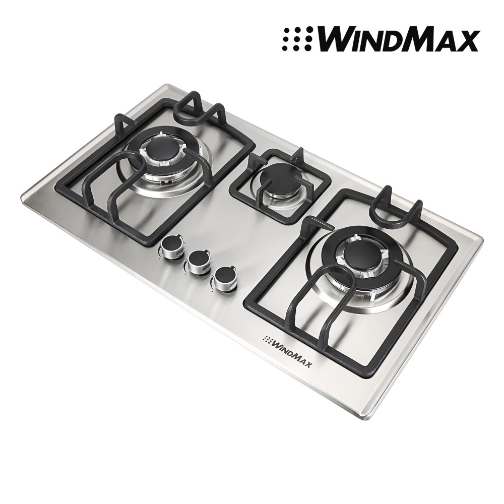 built in stove. 28 In Silver Stainless Steel 3 Burner Built Stove NG Gas Cooktop Cooker 8350W -in Cooktops From Home Appliances On Aliexpress.com | Alibaba Group