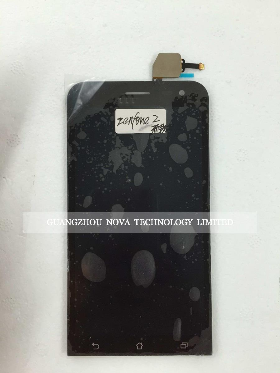 ФОТО Black LCD Assembly For ASUS Zenfone 2 ZE551ML LCD Display Screen + Touch Screen Digitizer +  Free Tracking
