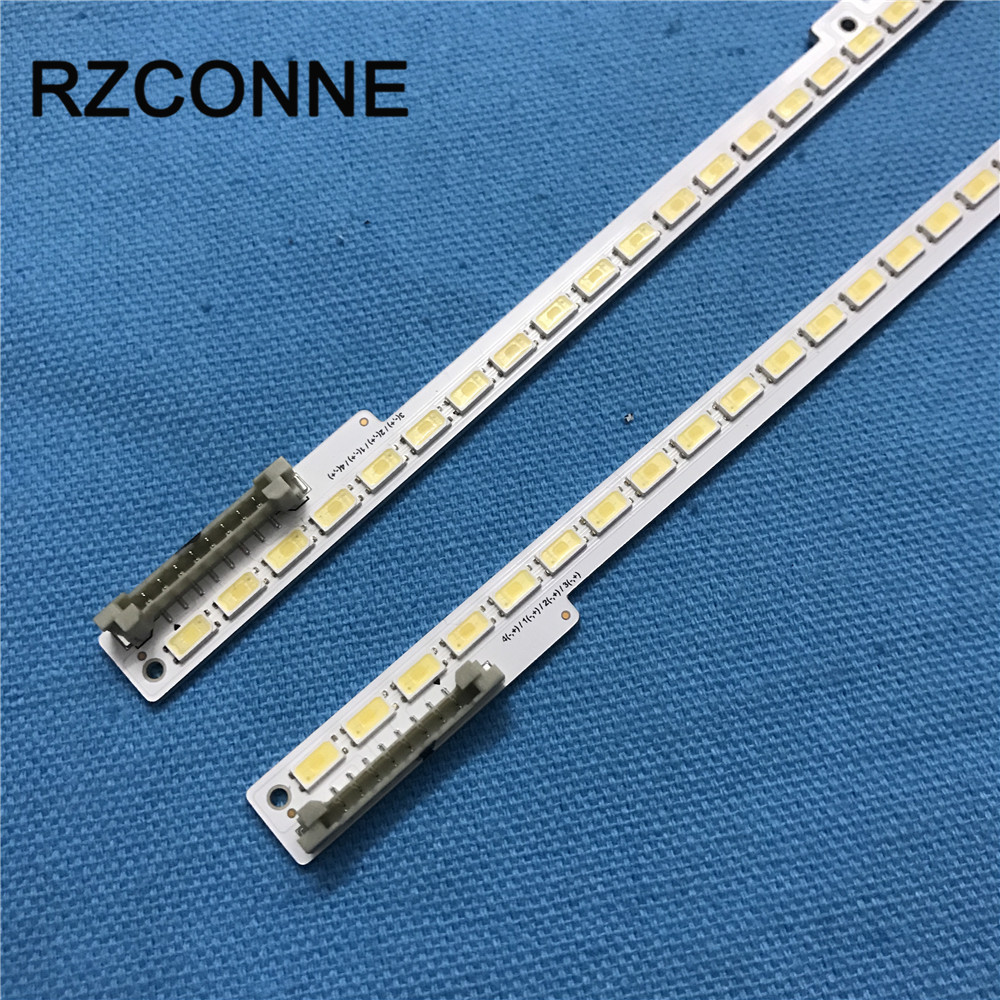 571mm LED Backlight Lamp strip 84leds For Samsung LCD 46 inch TV 2011SVS46 UA46D6400UJ BN64-01645A LTJ460HW01-H 2pcs сухой корм monge daily line adult dog mini rich in chicken с курицей для взрослых собак мелких пород 7 5кг