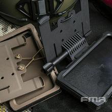FMA нейлоновое винта регулирующие Инструменты Аксессуары для тактический карман для мобильного телефона BK/DE/FG