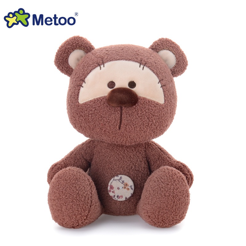 8 Inch Button Doll Plush Cute Stuffed Small Brinquedos Baby Kids Toys for Girls Birthday Christmas Gift Bonecas Metoo Doll 8 inch plush cute lovely stuffed baby kids toys for girls birthday christmas gift tortoise cushion pillow metoo doll page 8