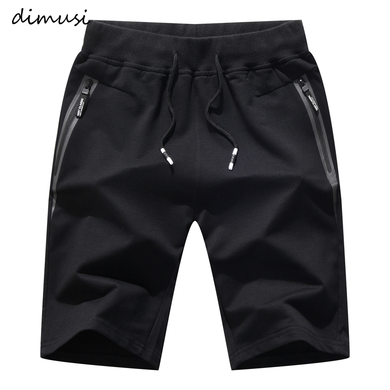 DIMUSI Mens Shorts Summer Casual Male Cotton Breathable Beach Shorts Mens Elastic Waist Jogger Shorts Brand Clothing 5XL,YA791
