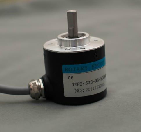 Free shipping 1pcs Incremental optical rotary encoder ZSP3806 500P ABZ phase 5-24VFree shipping 1pcs Incremental optical rotary encoder ZSP3806 500P ABZ phase 5-24V